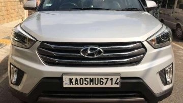 2016 Hyundai Creta 1.6 SX AT for sale at low price in Nagar