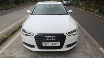 Audi A6 2.0 TDI Premium Plus, 2012, Diesel AT for sale in Mumbai
