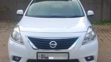 Used 2015 Nissan Sunny 2011-2014 XV MT car at low price in New Delhi