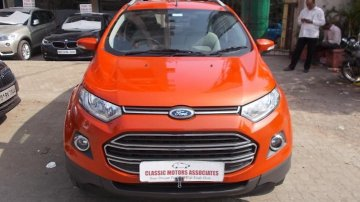 2015 Ford EcoSport 1.5 Ti VCT AT Titanium for sale at low price in Mumbai