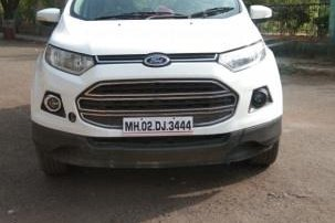 Ford EcoSport 2014 1.5 DV5 MT Titanium Optional for sale in Mumbai