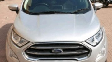 2018 Ford EcoSport 1.5 TDCi Titanium Plus MT for sale in Mumbai