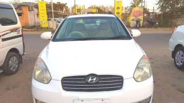Hyundai Verna CRDI VGT 1.5, 2008, Diesel MT in Ahmedabad