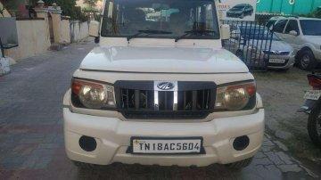 Mahindra Bolero ZLX BS IV, 2015, Diesel MT for sale in Chennai