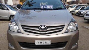 2011 Toyota Innova 2.5 GX 8 STR BSIV MT for sale in Coimbatore