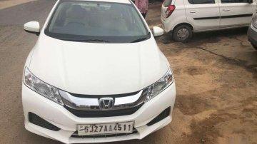 Used 2014 Honda City MT car at low price in Ahmedabad