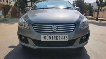 Maruti Suzuki Ciaz ZDi+ SHVS, 2015, Diesel MT in Ahmedabad