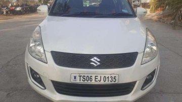 Maruti Suzuki Swift VDi ABS BS-IV, 2015, Diesel MT for sale in Hyderabad