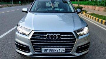 Audi Q7 45 TDI Quattro Premium Plus 2017 AT for sale in New Delhi