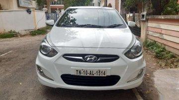 Used Hyundai Verna Fluidic 1.6 CRDi SX, 2013, Diesel MT for sale in Mumbai