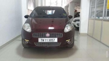 Used Fiat Punto, 2012, Diesel MT for sale in Mumbai
