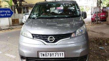 Used Nissan Evalia XL 2014 MT for sale in Mumbai