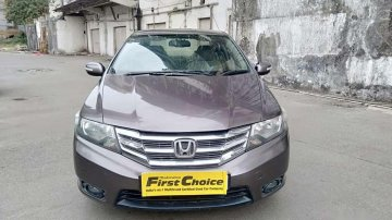 Used 2012 Honda City MT for sale in Thane
