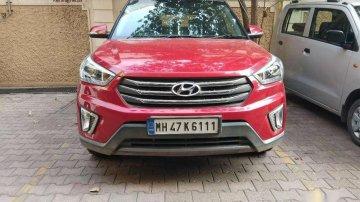 Used Hyundai Creta 1.6 SX Automatic, 2016, Diesel AT for sale in Mumbai