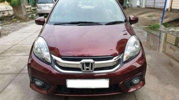 Used Honda Amaze 1.5 VX (O), i-DTEC, 2016, Diesel MT for sale in Mumbai