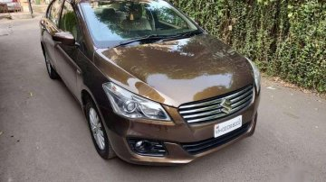 Used Maruti Suzuki Ciaz ZXI, 2014, Petrol MT for sale in Mumbai
