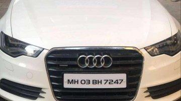 Used Audi A6 3.0 TDI quattro Premium Plus, 2011, Diesel AT for sale in Mumbai