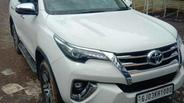 Used Toyota Fortuner 2018 AT for sale in Mumbai