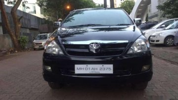 Used Toyota Innova 2.5 V 7 STR, 2008, Diesel MT for sale in Mumbai
