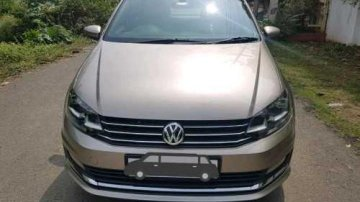 Volkswagen Vento 1.5 TDI Highline Plus AT 2018 for sale in Coimbatore