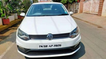Used Volkswagen Ameo 2017 MT for sale in Coimbatore