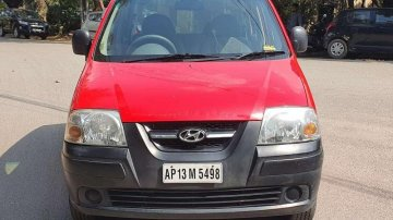 Used Hyundai Santro 2007 AT for sale in Hyderabad