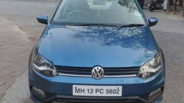 2017 Volkswagen Ameo 1.2 MPI Comfortline MT for sale in Pune