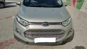 Used Ford EcoSport 2014 MT for sale in Hyderabad