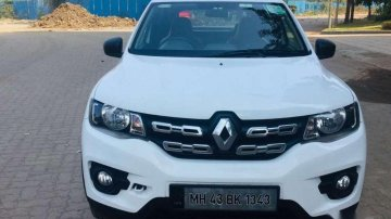 Used 2017 Renault KWID MT for sale in Thane