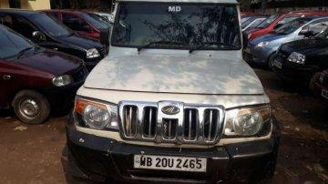 Used Mahindra Bolero SLX 2009 MT for sale in Kolkata