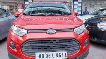 Used Ford EcoSport Ambiente 1.5 Ti VCT Manual, 2015, Petrol AT for sale in Kolkata