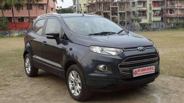 Used Ford EcoSport 2014 AT for sale in Kolkata