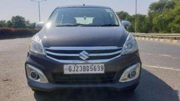 Used 2016 Maruti Suzuki Ertiga VDI MT for sale in Anand