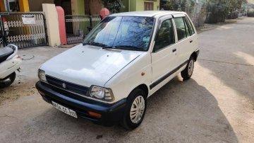 Used 2009 Maruti Suzuki 800 MT for sale in Bhopal