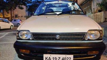 Used 2007 Maruti Suzuki 800 MT for sale in Bangalore