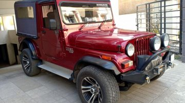 2013 Mahindra Thar CRDe MT for sale in Hyderabad