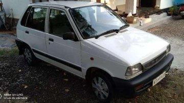 Maruti Suzuki 800 2001 MT for sale in Thrissur