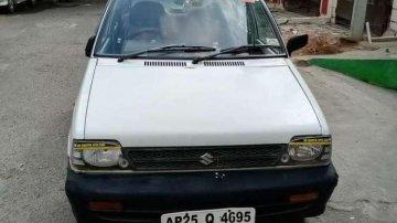 Maruti Suzuki 800 2008 MT for sale in Hyderabad