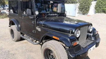 Used 2016 Mahindra Thar CRDe MT for sale in Pune