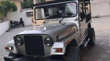 Used 2012 Mahindra Thar MT for sale in Ludhiana