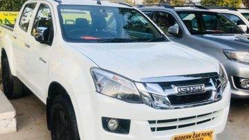 2016 Isuzu D-Max High MT for sale in Chandigarh