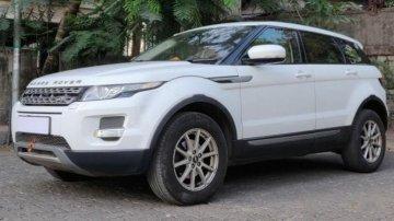 Land Rover Range Rover Evoque 2.2L Pure 2014 AT in Mumbai