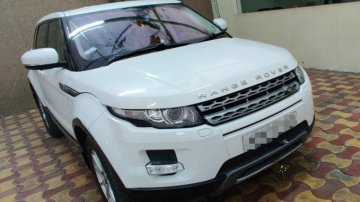 Used 2013 Land Rover Range Rover Evoque 2.2L Dynamic AT in Hyderabad