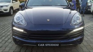 Used 2011 Porsche Cayenne S Hybrid AT for sale in Chennai