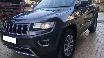 Used Jeep Grand Cherokee Limited 4X4 2016 MT in Ernakulam