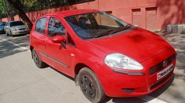Used Fiat Punto 1.3 Dynamic 2009 MT for sale in Nagpur
