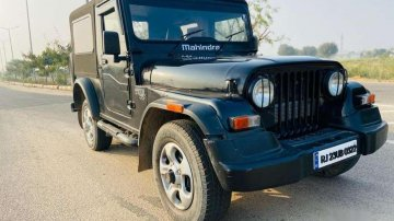 Used 2015 Mahindra Thar CRDe MT for sale in Jaipur