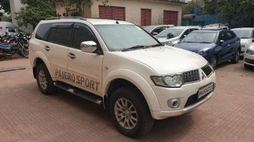 Mitsubishi Pajero Sport 2.5 2014, Diesel MT for sale in Mumbai