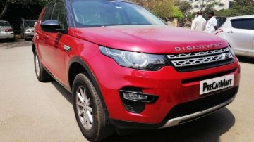 2017 Land Rover Discovery AT for sale in Nagar
