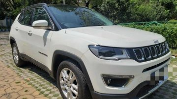 Used 2017 Jeep Compass 2.0 Limited Option MT in Kolkata